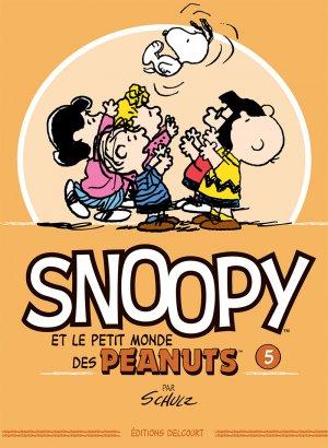 Snoopy et le petit monde des peanuts # 5
