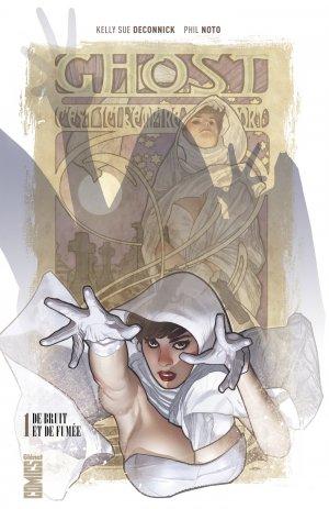 Ghost édition TPB hardcover (cartonnée) (2015 - 2016)