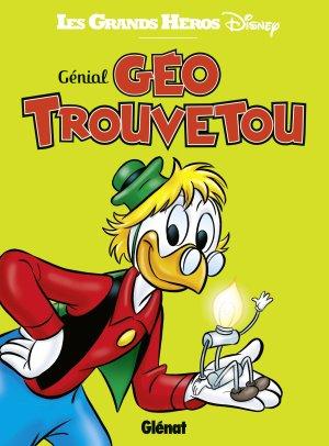 Génial Géo Trouvetou édition TPB hardcover (cartonnée)