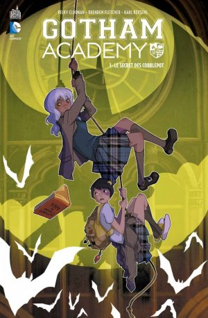 Gotham Academy édition TPB Hardcover (cartonnée) - Issues V1