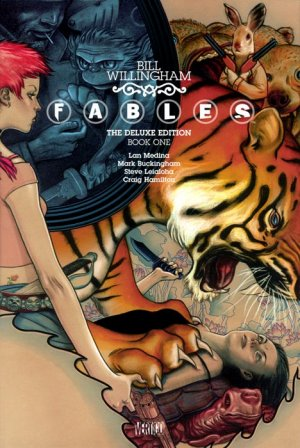 Fables # 1 Deluxe (2009 - 2017)