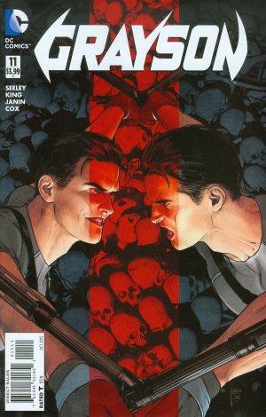 Grayson # 11 Issues V1 (2014 - 2016)