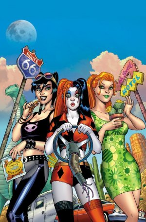 Harley Quinn - Road trip special # 1 Issues