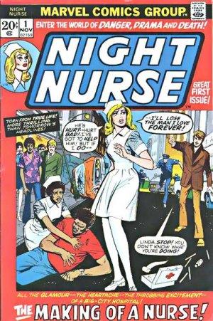 Night nurse édition Issues V1 (1972 - 1973)