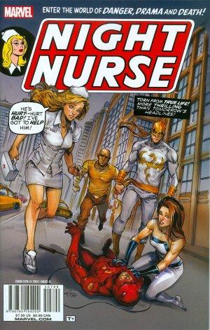 Night nurse édition TPB softcover (souple)