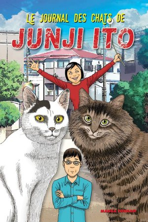 Le journal des chats de Junji Itô édition Simple