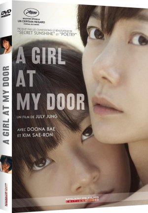 A girl at my door édition Simple
