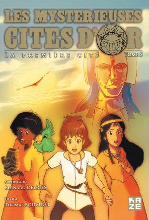 Les Mystérieuses Cités d'Or #5