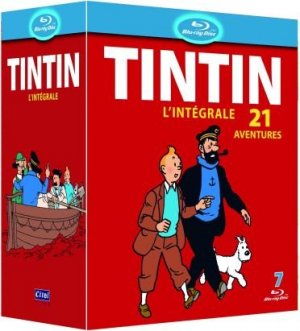 Les Aventures de Tintin édition Simple