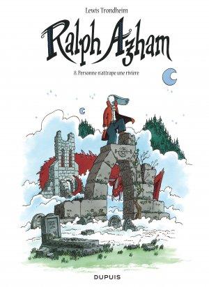 Ralph Azham # 8
