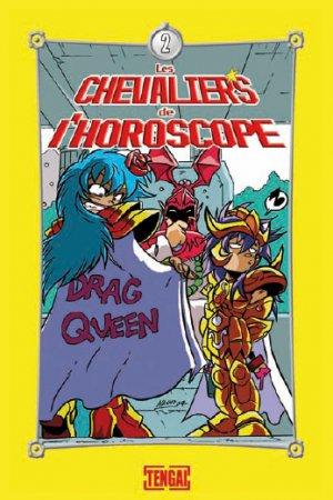 couverture, jaquette Les Chevaliers de l'Horoscope 2  (akileos)