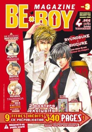 Be x Boy Magazine T.3