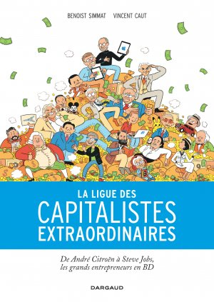 La ligue des capitalistes extraordinaires édition simple