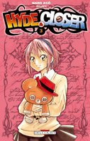 couverture, jaquette Hyde and Closer 3  (Delcourt Manga)