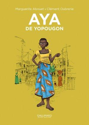 Aya de Yopougon édition Edition 10 ans