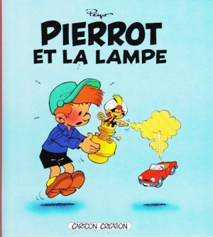Pierrot et la lampe édition Simple