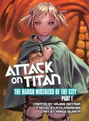 L'attaque des titans - Harsh mistress of the city édition Simple