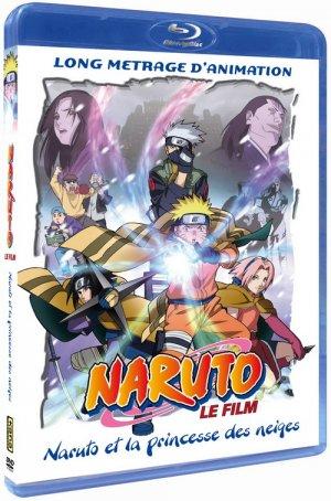 Naruto film 1 - Naruto et la princesse des neiges édition Blu-ray
