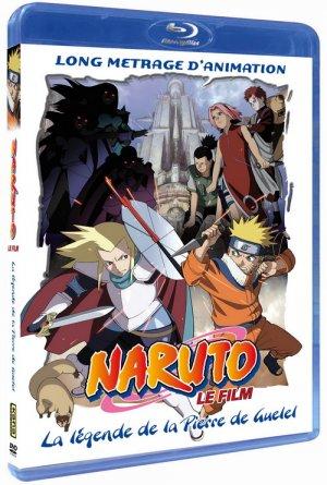 Naruto film 2 - La légende de la pierre de Guelel édition Blu-ray