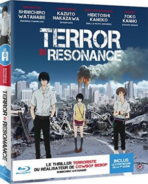 Tokyo in Terror édition Intégrale Collector - Blu-Ray