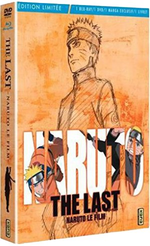 Naruto the last édition Combo [DVD + Blu-Ray]