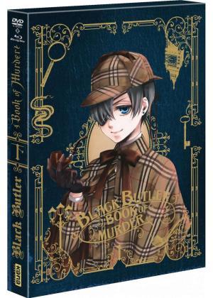 Black Butler - Book of Murder édition Simple