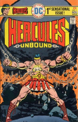 Hercules Unbound # 1 Issues