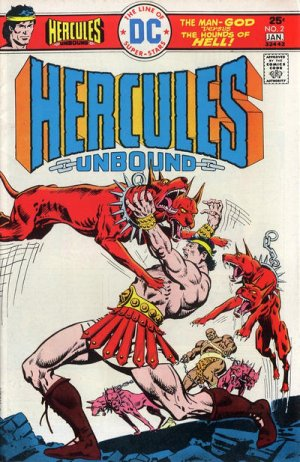 Hercules Unbound # 2 Issues
