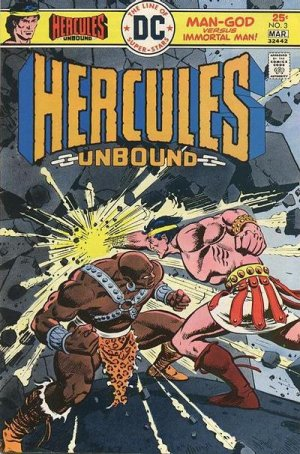 Hercules Unbound # 3 Issues
