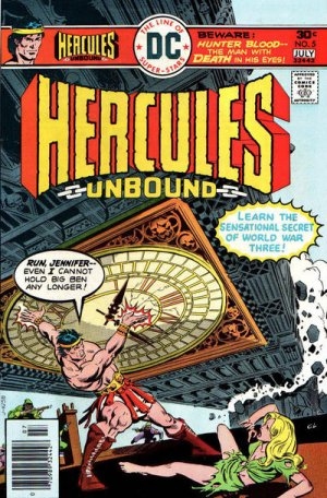 Hercules Unbound # 5 Issues