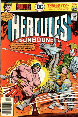 Hercules Unbound # 6 Issues