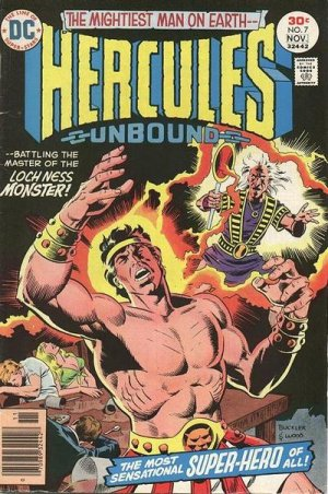 Hercules Unbound # 7 Issues