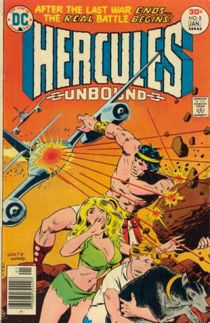 Hercules Unbound # 8 Issues