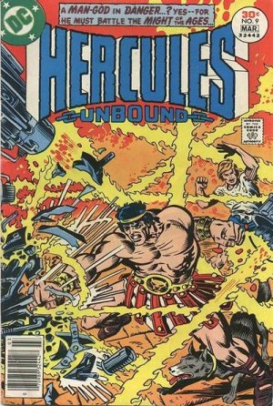 Hercules Unbound # 9 Issues