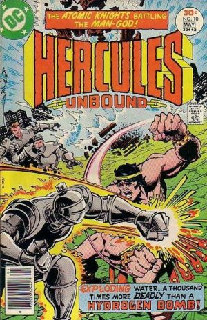Hercules Unbound # 10 Issues