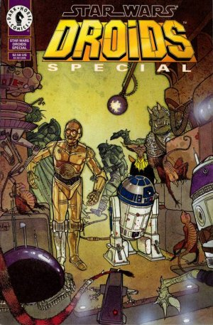 Star Wars - Droides édition Issues V2 - Special (1995)