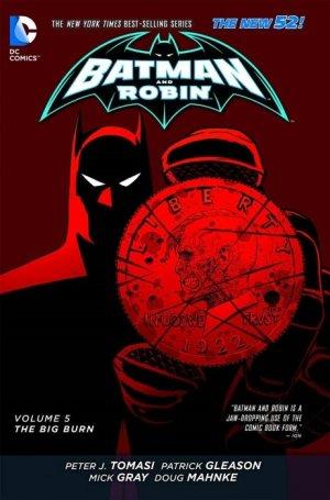 Batman & Robin # 5 TPB softcover (souple) - Issues V2