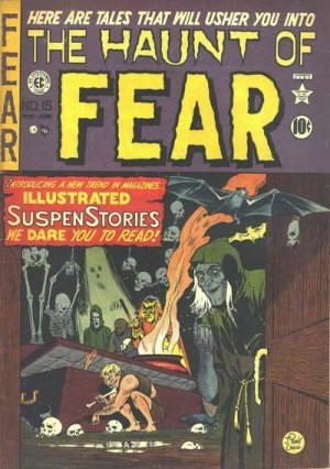 The Haunt Of Fear édition Issues