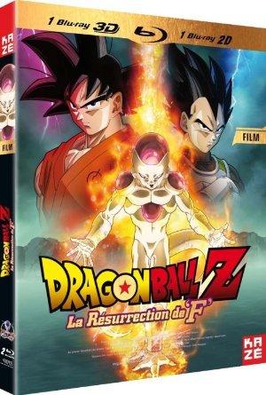Dragon Ball Z - Film 15 - La résurrection de 'F'