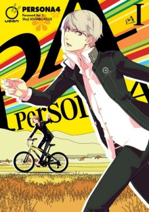 Persona 4 édition Simple