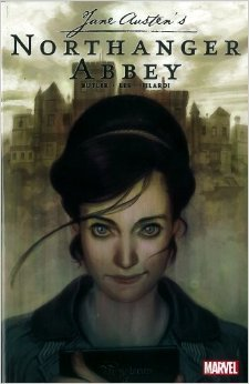 Northanger Abbey édition TPB softcover (souple)