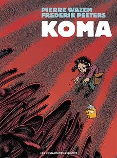 Koma édition Intégrale petit format