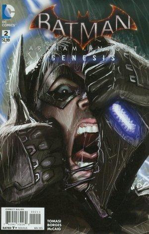 Batman - Arkham Knight - Genesis # 2 Issues (2015 - 2016)