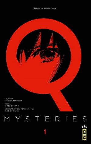 Q mysteries édition Simple