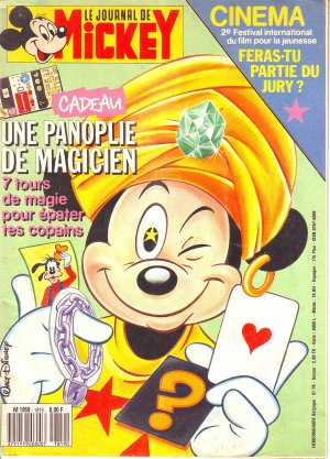 Le journal de Mickey 1819