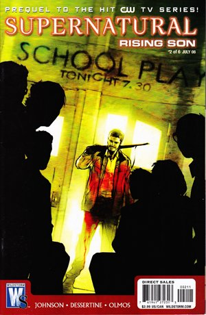 Supernatural - Rising Son # 2 Issues (2008)