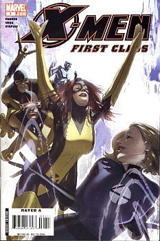 X-Men - First Class édition Issues V2 (2007 - 2008)