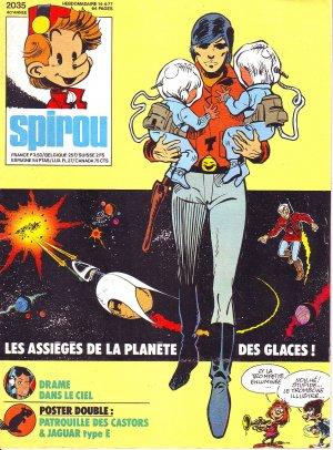Album Spirou (recueil) # 2035