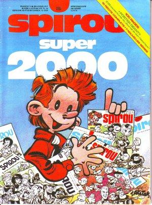 Album Spirou (recueil) # 2000
