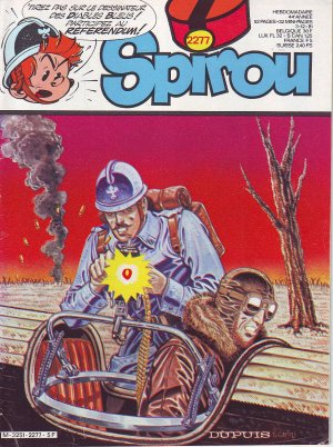 Le journal de Spirou # 2277
